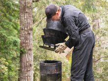 comment nettoyer une cheminée